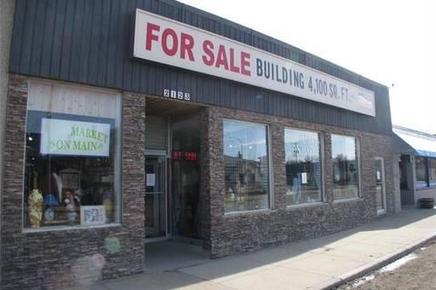 Commercial property for sale at 2123 20 St Nanton Alberta - MLS: C4267925