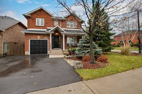House for sale at 2124 Shorncliffe Blvd Oakville Ontario - MLS: W4644126
