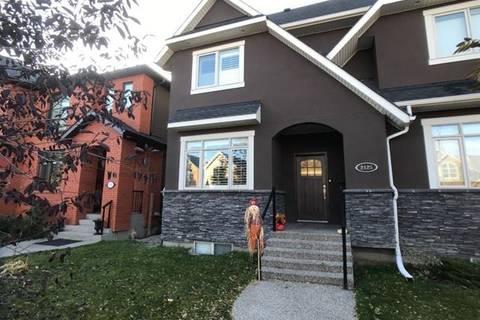 Townhouse for sale at 2125 Broadview Rd Northwest Calgary Alberta - MLS: C4274954