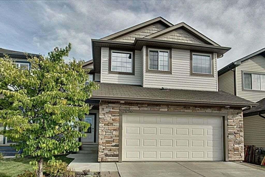 House for sale at 21256 96 Av NW Edmonton Alberta - MLS: E4212320