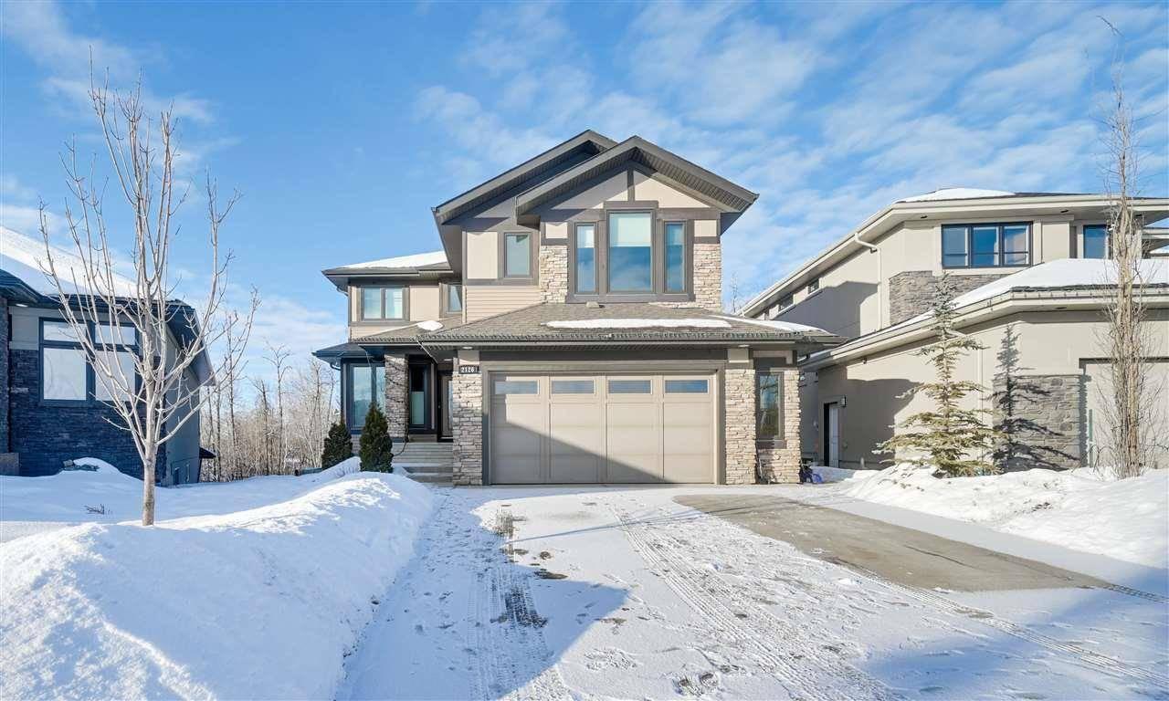 House for sale at 2126 Cameron Ravine Pl Nw Edmonton Alberta - MLS: E4186518