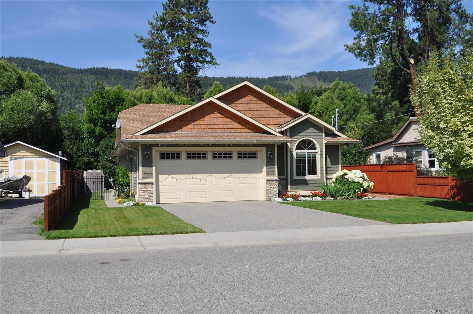House for sale at 2126 Norris Ave Lumby British Columbia - MLS: 10189691