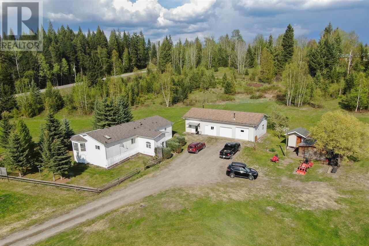 Home for sale at 2126 Teofil Rd Quesnel British Columbia - MLS: R2456503