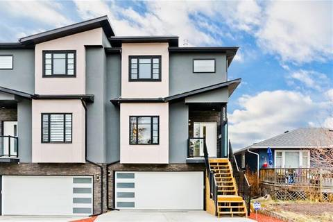 Townhouse for sale at 2128 21 Ave Southwest Calgary Alberta - MLS: C4262468