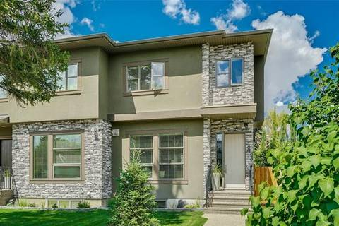Townhouse for sale at 2128 26 Ave Southwest Calgary Alberta - MLS: C4236662