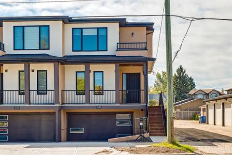 Townhouse for sale at 2129 20 Ave Southwest Calgary Alberta - MLS: C4236383