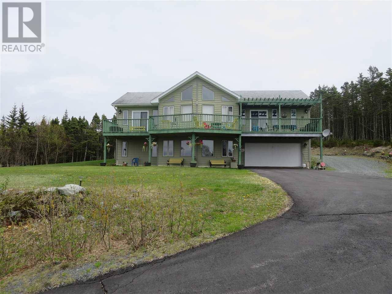 House for sale at 2129 Ostrea Lake Rd Musquodoboit Harbour Nova Scotia - MLS: 201906111