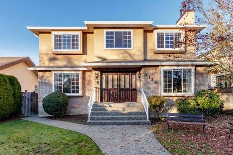 House for sale at 2129 22nd Ave W Vancouver British Columbia - MLS: R2422200