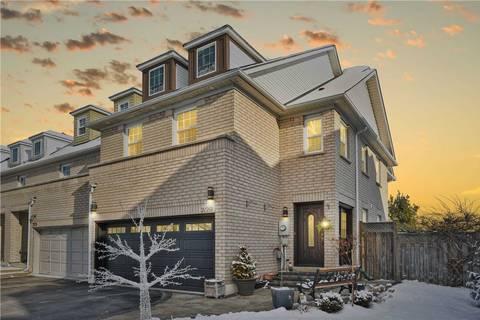 Townhouse for sale at 2129 White Dove Circ Oakville Ontario - MLS: W4648516