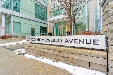 Apartment for rent at 120 Homewood Ave Unit 213 Toronto Ontario - MLS: C4695737