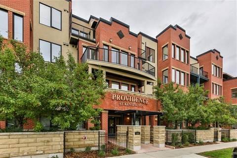 Condo for sale at 1321 Kensington Cs Northwest Unit 213 Calgary Alberta - MLS: C4268058