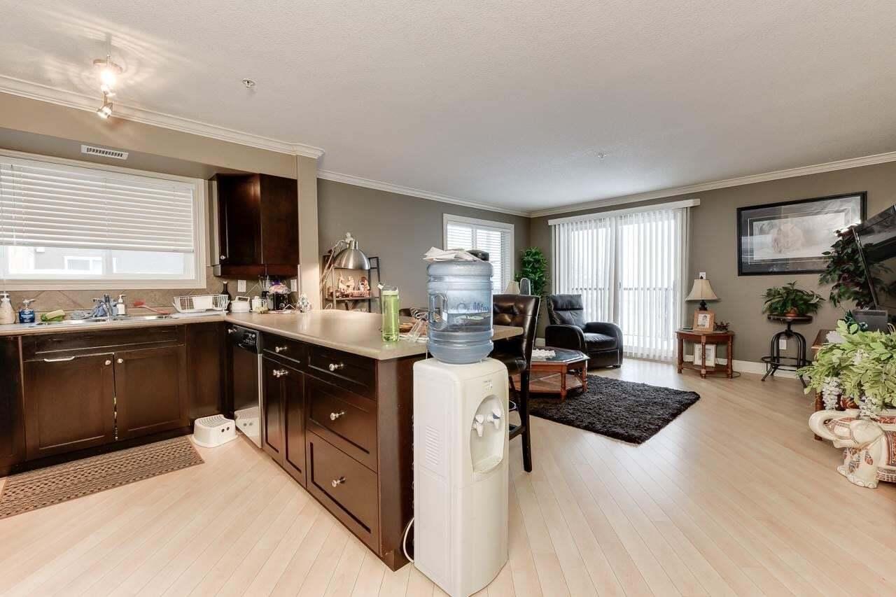 Condo for sale at 14608 125 St NW Unit 213 Edmonton Alberta - MLS: E4202967