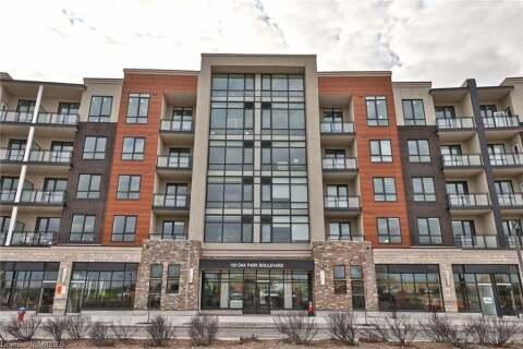 Home for sale at 150 Oak Park Blvd Unit 213 Oakville Ontario - MLS: 40016683