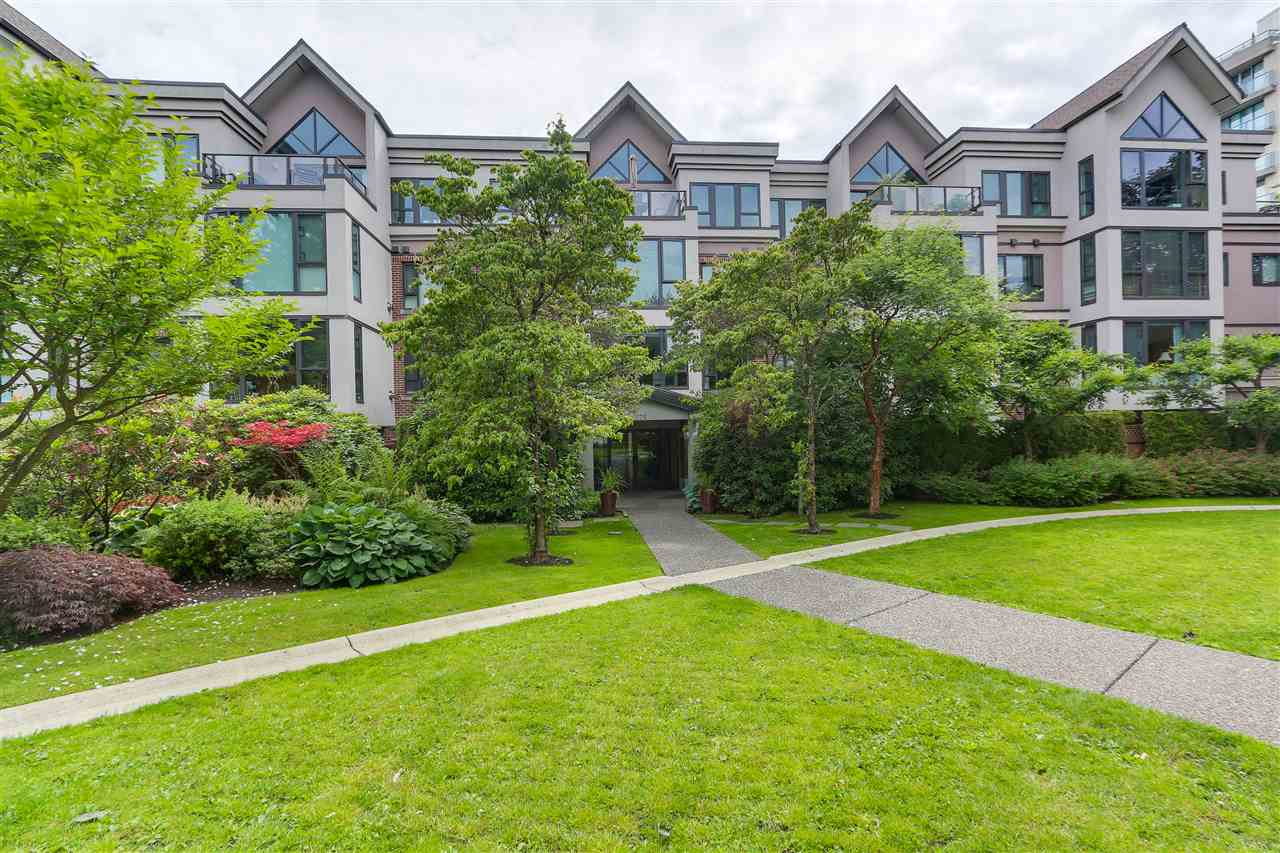 Sold: 213 - 175 East 10th Street, North Vancouver, BC