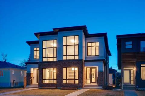 Townhouse for sale at 213 18 St Northwest Calgary Alberta - MLS: C4238256