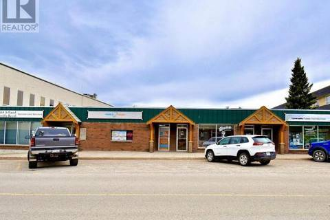 Commercial property for sale at 219 Pembina Ave Unit 213 Hinton Hill Alberta - MLS: 49326