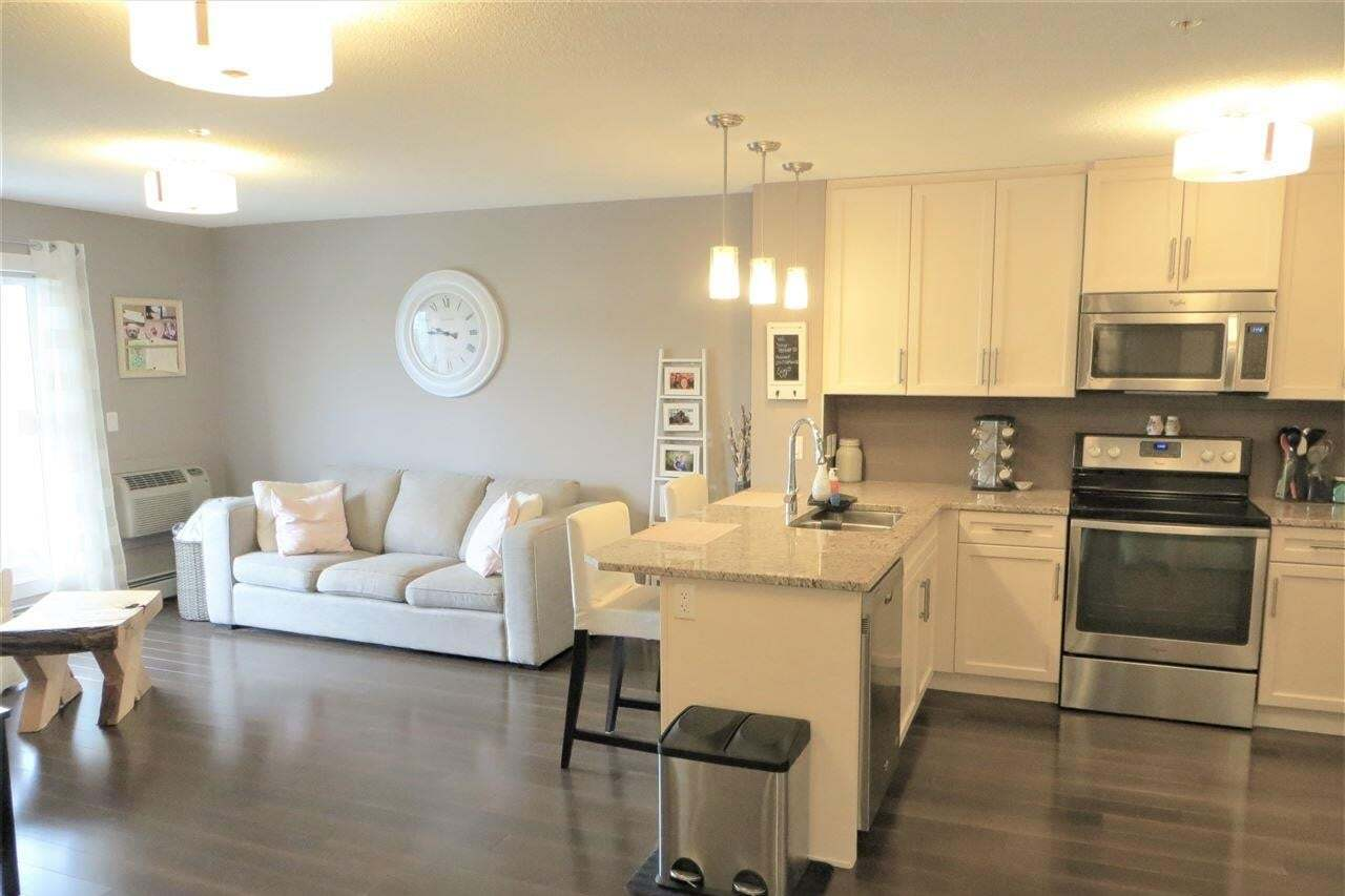 Condo for sale at 2207 44 Av NW Unit 213 Edmonton Alberta - MLS: E4204244