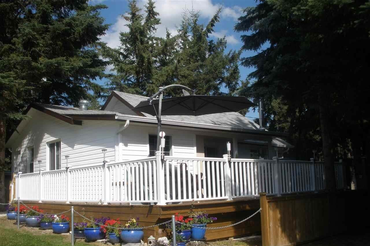 House for sale at 213 2nd St Rural Lac Ste. Anne County Alberta - MLS: E4184199