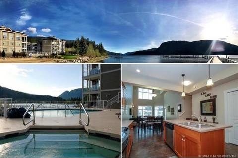 Condo for sale at 302 Mara Lake Ln Unit 213 Sicamous British Columbia - MLS: 10182162