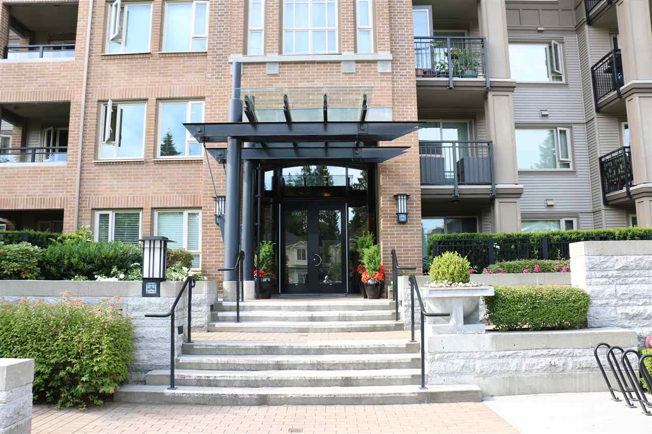 For Sale: 213 - 3105 Lincoln Avenue, Coquitlam, BC | 1 Bed, 1 Bath Condo for $469,900. See 19 photos!