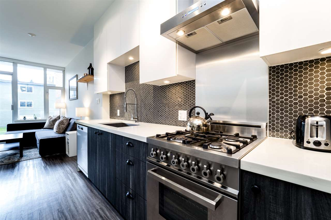 For Sale: 213 - 311 E 6th Avenue, Vancouver, BC | 0 Bed, 1 Bath Condo for $568,000. See 13 photos!