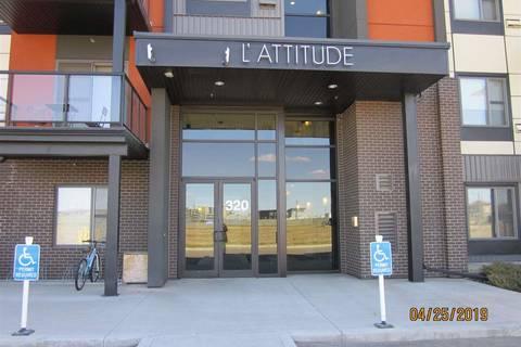 Condo for sale at 320 Ambleside Li Sw Unit 213 Edmonton Alberta - MLS: E4154072