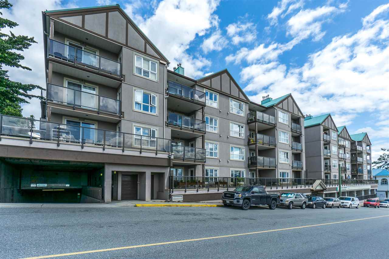 Sold: 213 - 33165 2nd Avenue, Mission, BC
