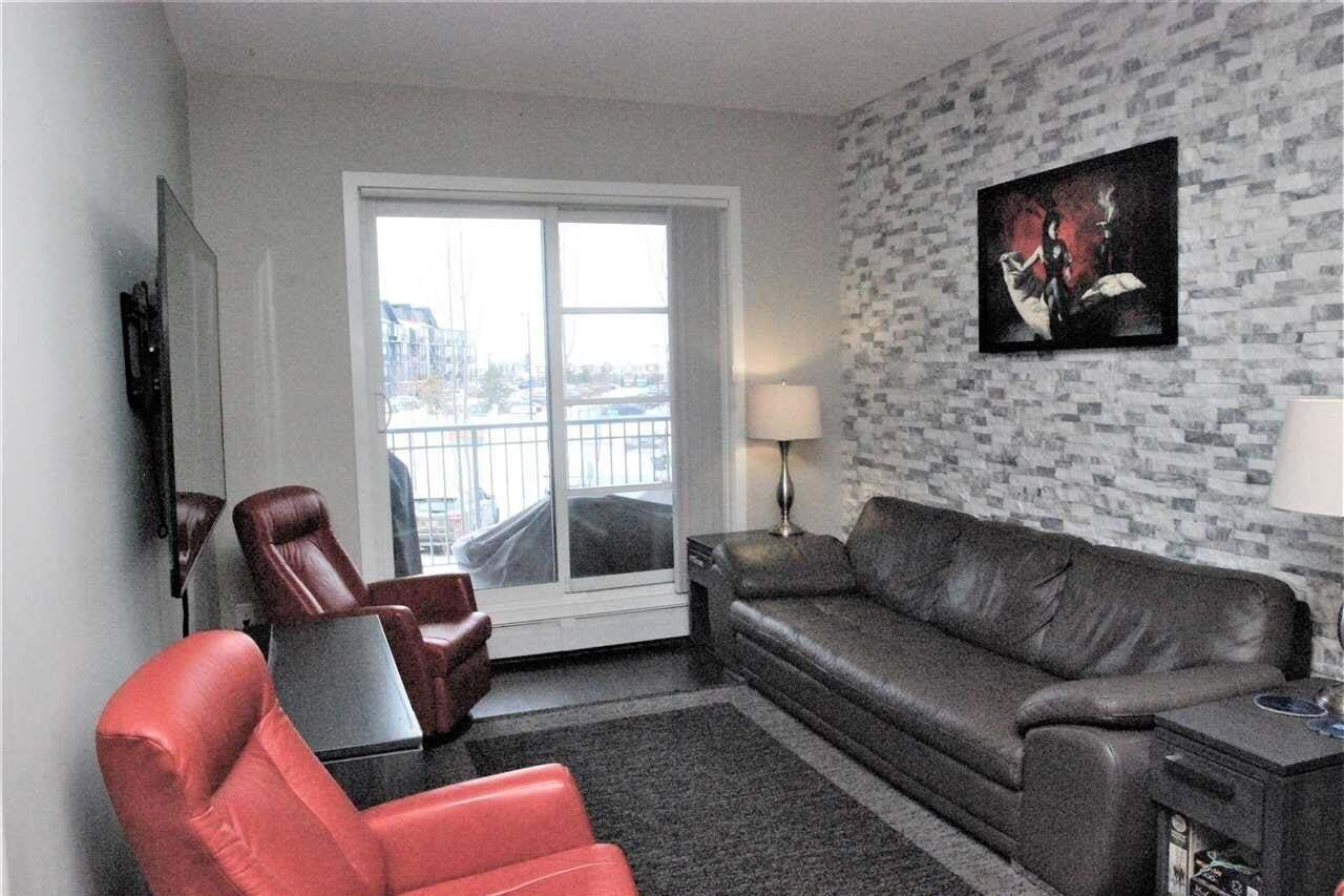 Condo for sale at 507 Albany Wy NW Unit 213 Edmonton Alberta - MLS: E4187705