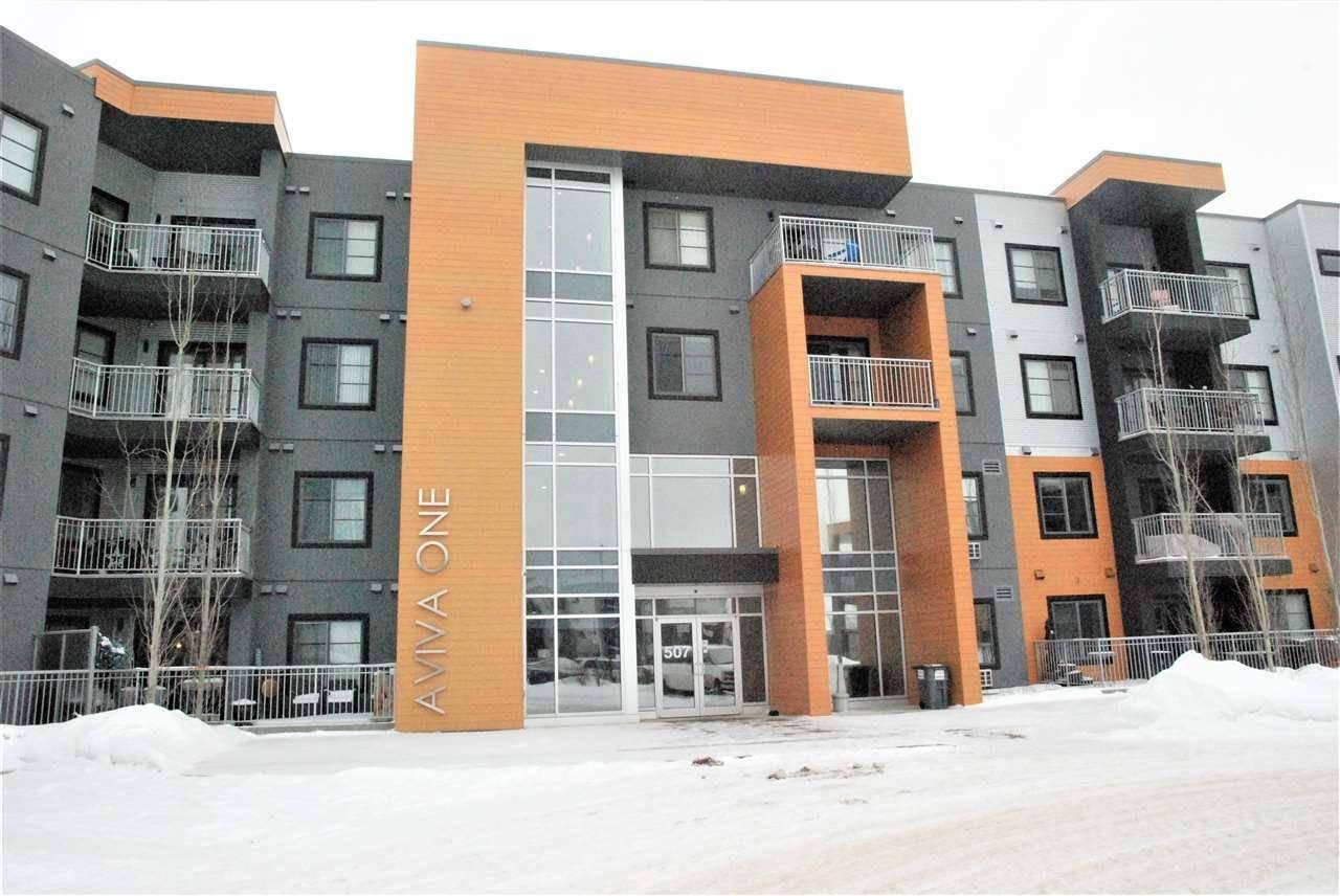 213 - 507 Albany Way Nw, Edmonton | Image 1