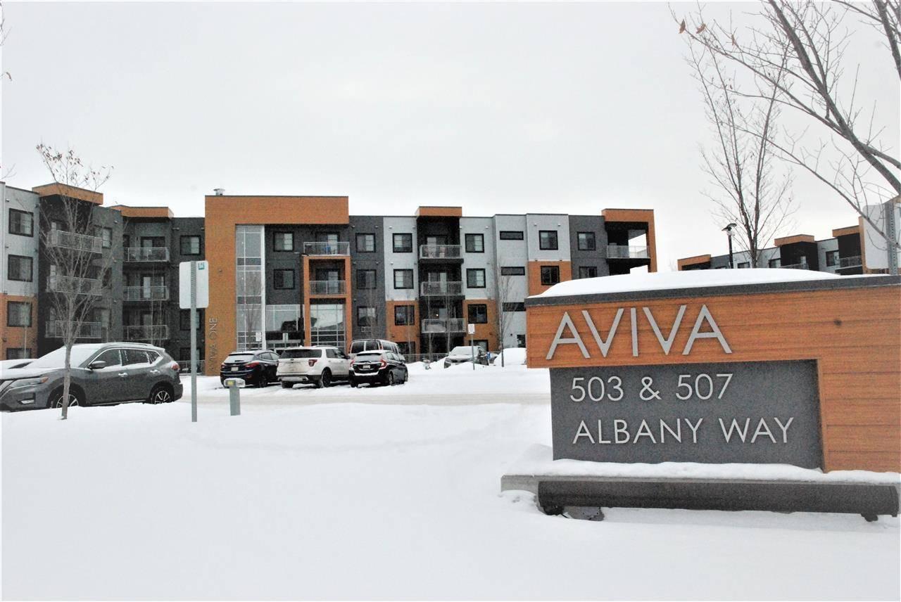 213 - 507 Albany Way Nw, Edmonton | Image 2