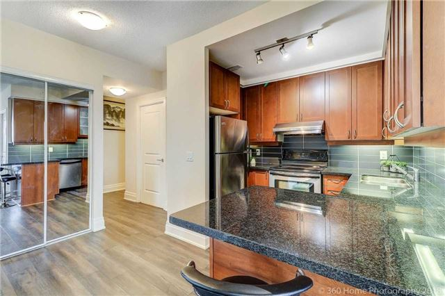For Sale: 213 - 57 Upper Duke Crescent, Markham, ON   2 Bed, 2 Bath Condo for $629,000. See 20 photos!