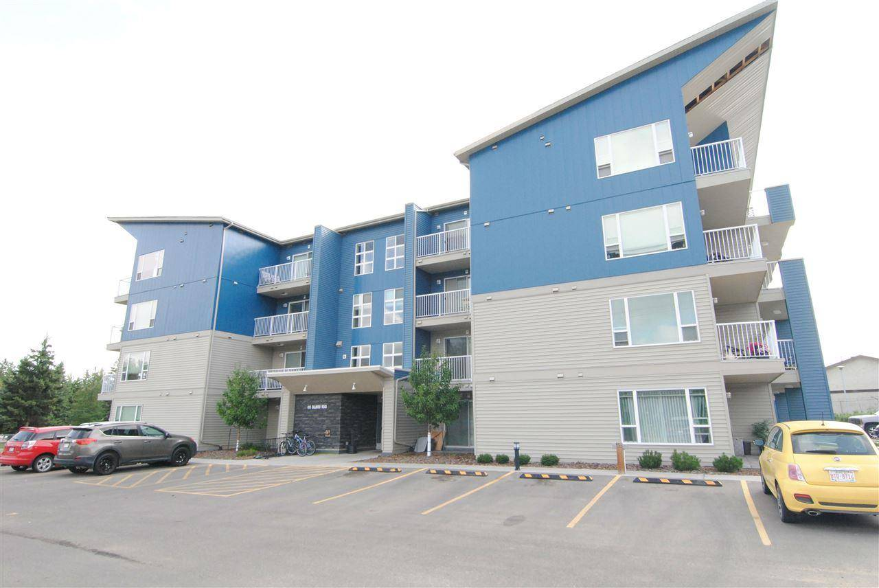 Condo for sale at 610 Calahoo Rd Unit 213 Spruce Grove Alberta - MLS: E4163049