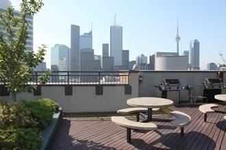 For Rent: 213 - 633 Bay Street, Toronto, ON | 1 Bed, 2 Bath Condo for $2,600. See 13 photos!