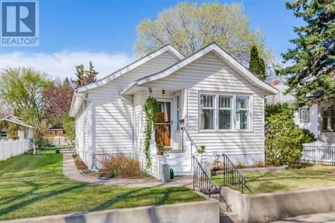 House for sale at 213 6th St E Saskatoon Saskatchewan - MLS: SK772324