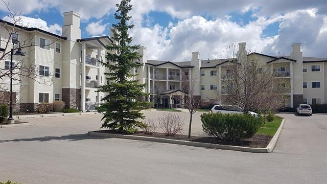 For Sale: 213 - 72 Quigley Drive, Cochrane, AB   2 Bed, 2 Bath Condo for $245,900. See 27 photos!
