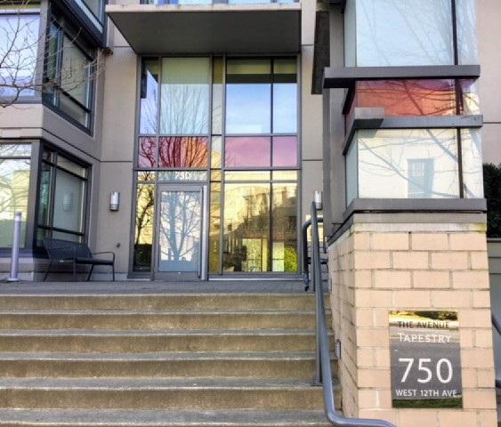Sold: 213 - 750 W 12th Avenue, Vancouver, BC
