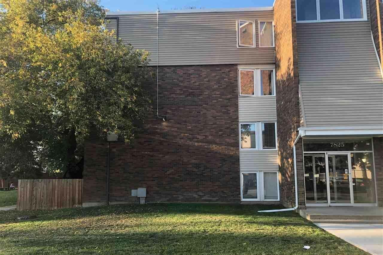 Condo for sale at 7825 159 St NW Unit 213 Edmonton Alberta - MLS: E4197942