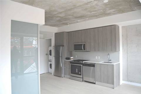 Apartment for rent at 875 Queen St Unit 213 Toronto Ontario - MLS: E4512370