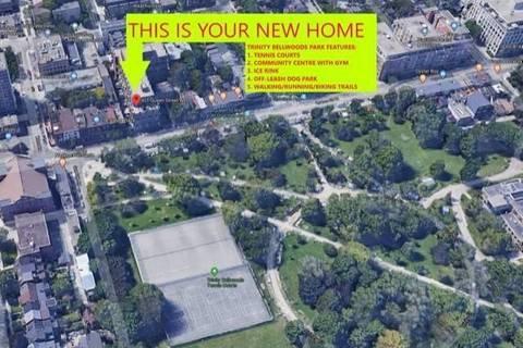 Apartment for rent at 901 Queen St Unit 213 Toronto Ontario - MLS: C4694682