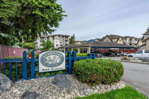 Condo for sale at 9165 Broadway Rd Unit 213 Chilliwack British Columbia - MLS: R2460415