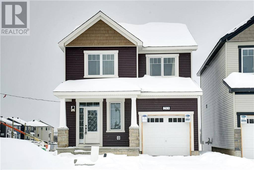 House for rent at 213 Cranesbill Rd Ottawa Ontario - MLS: 1182266