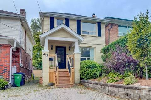 House for rent at 213 Erskine Ave Toronto Ontario - MLS: C4632173