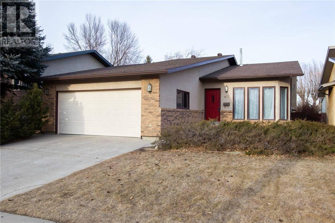 House for sale at 213 Jerry Potts Blvd W Lethbridge Alberta - MLS: ld0188574