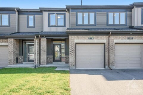 House for sale at 213 Kimpton Dr Stittsville Ontario - MLS: 1216251