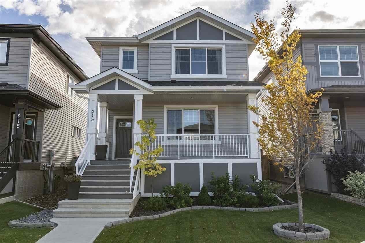 House for sale at 213 Kirpatrick Wy Leduc Alberta - MLS: E4215675