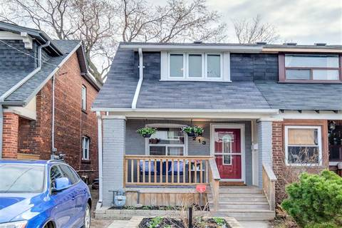 Townhouse for sale at 213 Lawlor Ave Toronto Ontario - MLS: E4423947