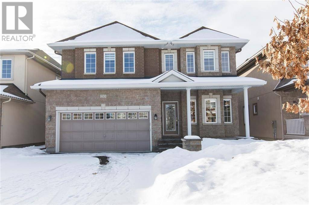 House for sale at 213 Madhu Cres Ottawa Ontario - MLS: 1181619