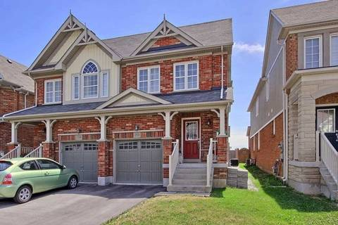 Townhouse for sale at 213 Meadowhawk Tr Bradford West Gwillimbury Ontario - MLS: N4518885