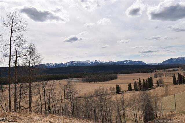 Residential property for sale at 213 Misty Valley Cs Rural Clearwater County Alberta - MLS: CA0155933