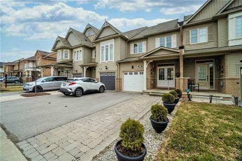 Townhouse for sale at 213 Nisbet Blvd Hamilton Ontario - MLS: X4735021